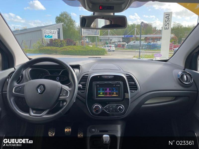 Renault Captur 1.3 TCe 130ch FAP Business Bleu occasion à Neufchâtel-en-Bray - photo n°10