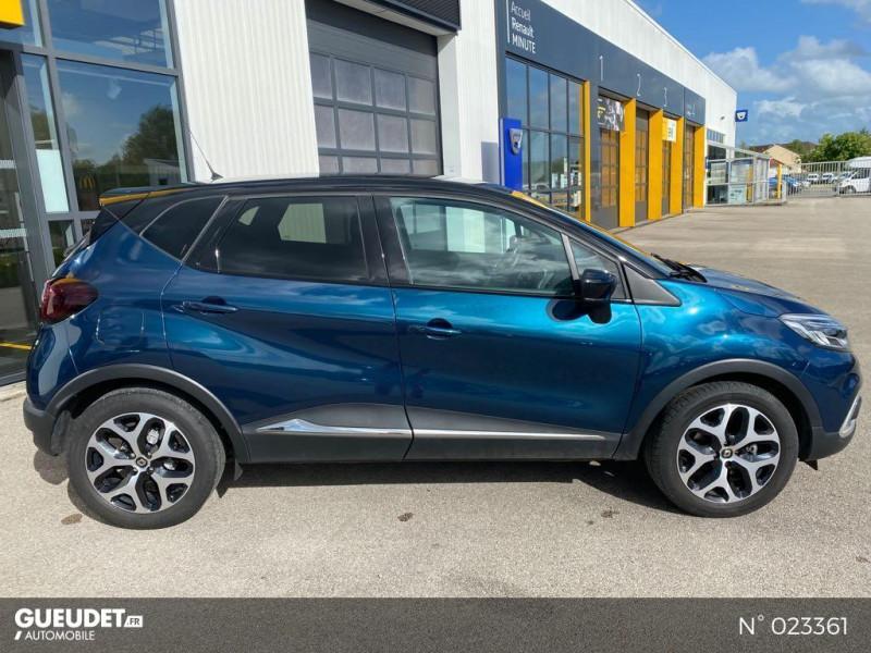 Renault Captur 1.3 TCe 130ch FAP Business Bleu occasion à Neufchâtel-en-Bray - photo n°7