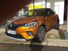 Renault Captur 1.3 TCe 130ch FAP Intens EDC Orange à CHATEAULIN 29