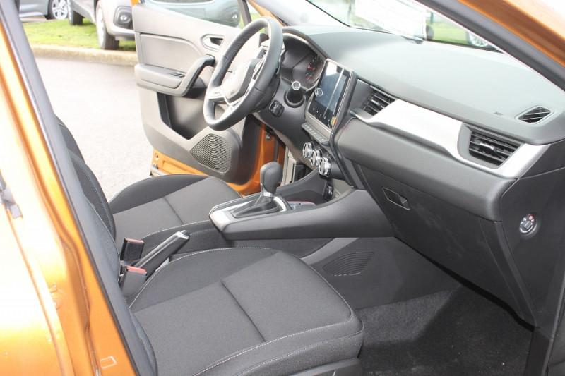 Renault Captur 1.3 TCE 130CH FAP ZEN EDC Orange occasion à Saint-Saturnin - photo n°9