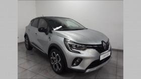 Renault Captur Gris, garage RENAULT QUIMPER - Véhicule Immatriculé à QUIMPER