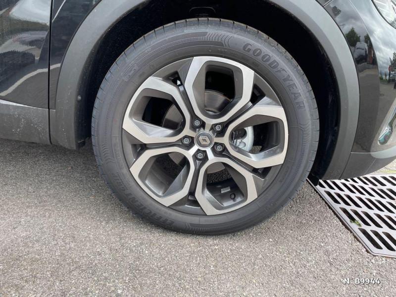 Renault Captur 1.3 TCe 140ch Intens EDC Noir occasion à Persan - photo n°9