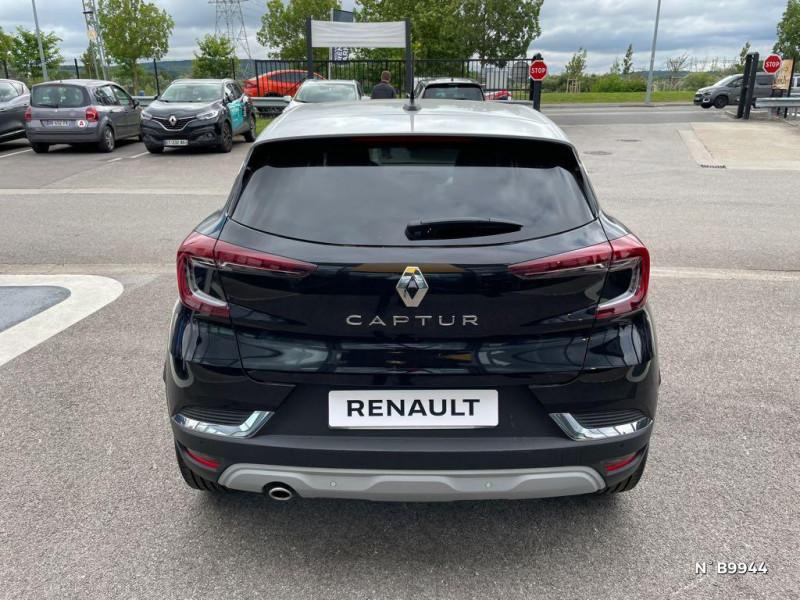 Renault Captur 1.3 TCe 140ch Intens EDC Noir occasion à Persan - photo n°3
