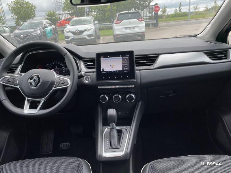 Renault Captur 1.3 TCe 140ch Intens EDC Noir occasion à Persan - photo n°10