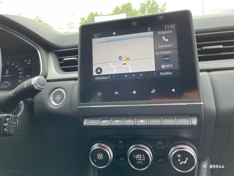 Renault Captur 1.3 TCe 140ch Intens EDC Noir occasion à Persan - photo n°11