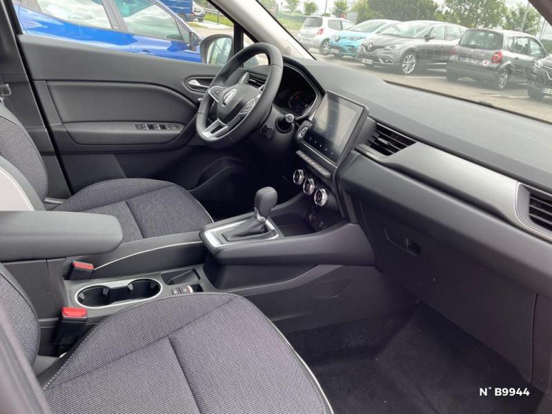 Renault Captur 1.3 TCe 140ch Intens EDC Noir occasion à Persan - photo n°4