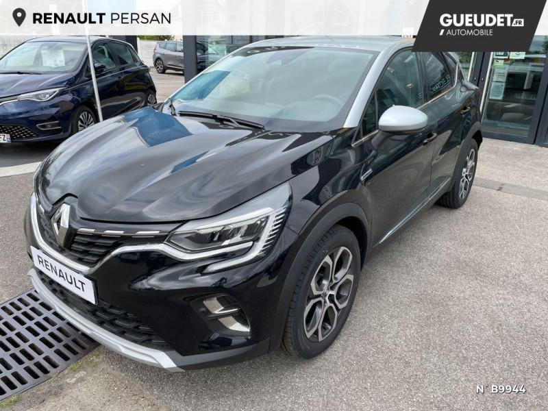 Renault Captur 1.3 TCe 140ch Intens EDC Noir occasion à Persan