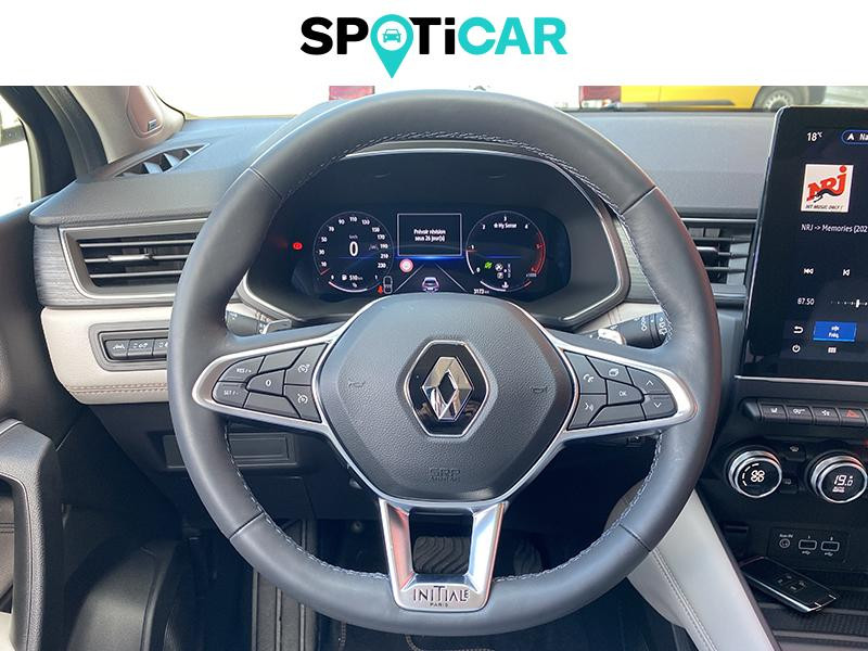 Renault Captur 1.5 Blue dCi 115ch Initiale Paris EDC Noir occasion à Lescar - photo n°16