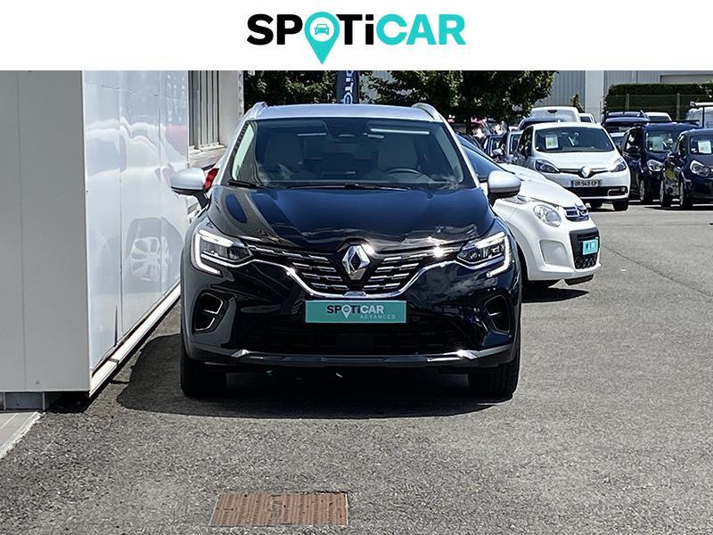 Renault Captur 1.5 Blue dCi 115ch Initiale Paris EDC Noir occasion à Lescar - photo n°2