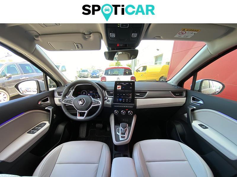 Renault Captur 1.5 Blue dCi 115ch Initiale Paris EDC Noir occasion à Lescar - photo n°7