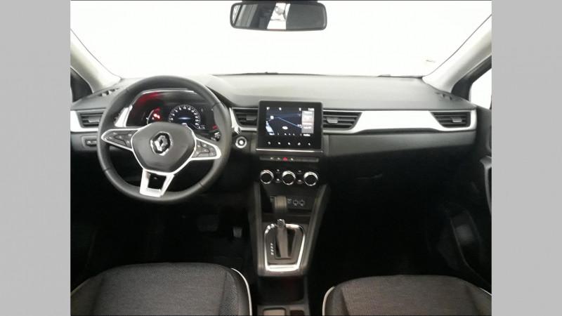 Renault Captur 1.5 Blue dCi 115ch Intens EDC Noir occasion à QUIMPER - photo n°5
