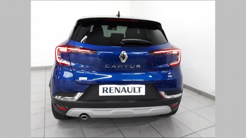 Renault Captur 1.5 Blue dCi 115ch Intens EDC Noir occasion à QUIMPER - photo n°4