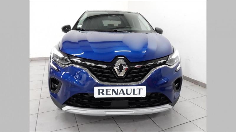 Renault Captur 1.5 Blue dCi 115ch Intens EDC Noir occasion à QUIMPER - photo n°2