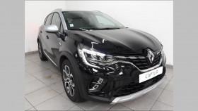 Renault Captur Noir, garage RENAULT QUIMPER - Véhicule Immatriculé à QUIMPER