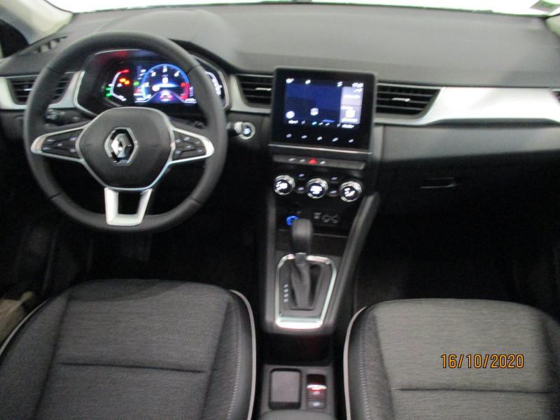 Renault Captur 1.5 Blue dCi 115ch Intens EDC Noir occasion à PLOUMAGOAR - photo n°5