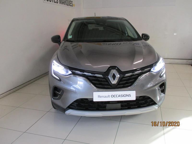 Renault Captur 1.5 Blue dCi 115ch Intens EDC Noir occasion à PLOUMAGOAR - photo n°2