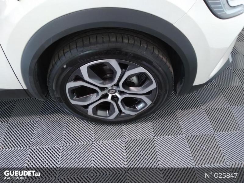 Renault Captur 1.5 Blue dCi 115ch Intens EDC Blanc occasion à Seynod - photo n°9