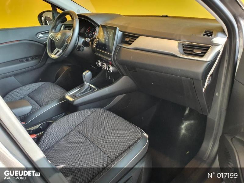 Renault Captur 1.5 Blue dCi 115ch Intens EDC Gris occasion à Saint-Maximin - photo n°4