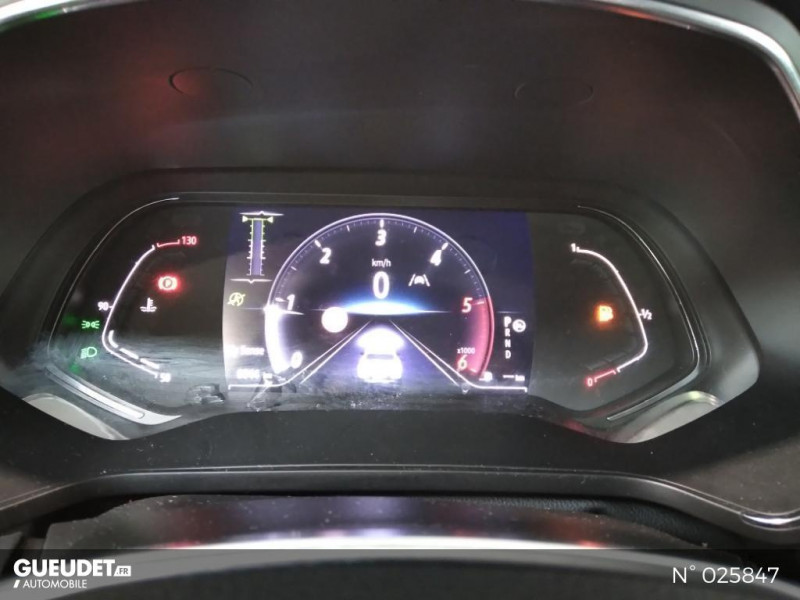 Renault Captur 1.5 Blue dCi 115ch Intens EDC Blanc occasion à Seynod - photo n°12