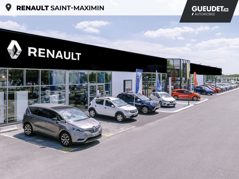 Renault Captur 1.5 Blue dCi 115ch Intens EDC Gris occasion à Saint-Maximin - photo n°16