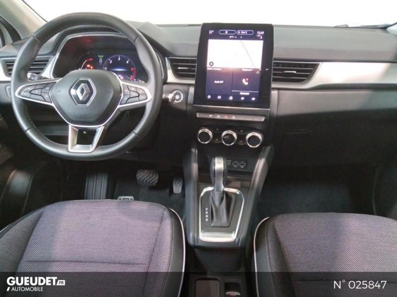 Renault Captur 1.5 Blue dCi 115ch Intens EDC Blanc occasion à Seynod - photo n°10