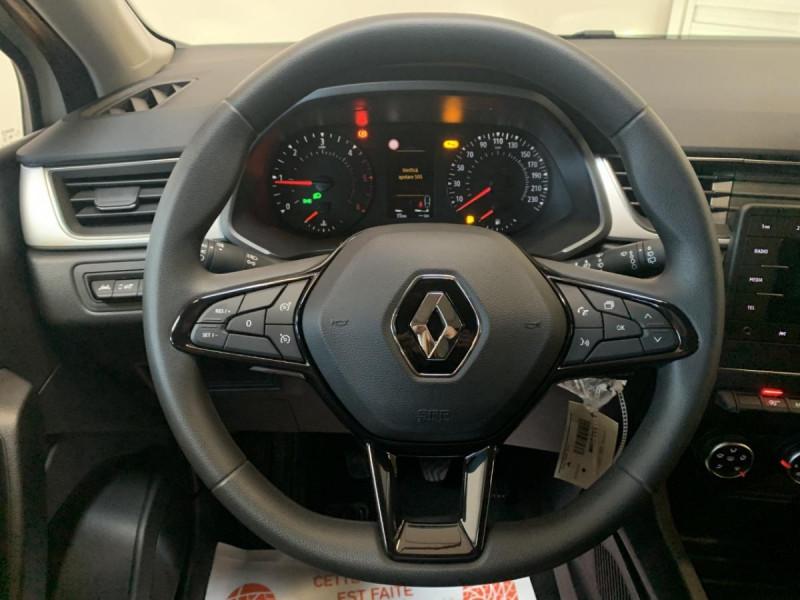Renault Captur 1.5 Blue dCi  95 ch  Zen + options Blanc occasion à Lormont - photo n°8
