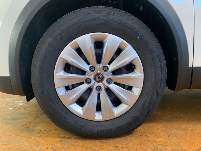 Renault Captur 1.5 Blue dCi  95 ch  Zen + options Blanc occasion à Lormont - photo n°14