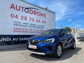Renault Captur Bleu, garage AUTODROME à Marseille 10