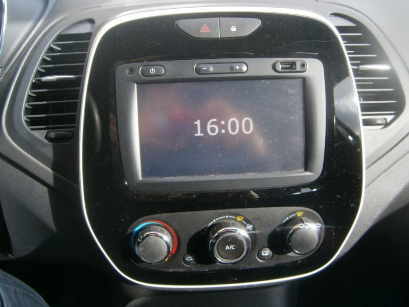 Renault Captur 1.5 dCi 110ch energy Business Gris occasion à Millau - photo n°15