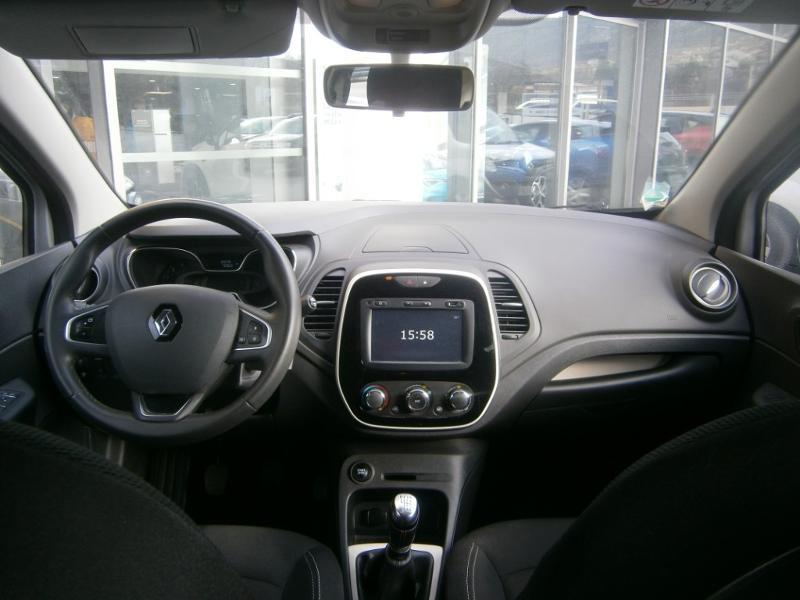Renault Captur 1.5 dCi 110ch energy Business Gris occasion à Millau - photo n°12
