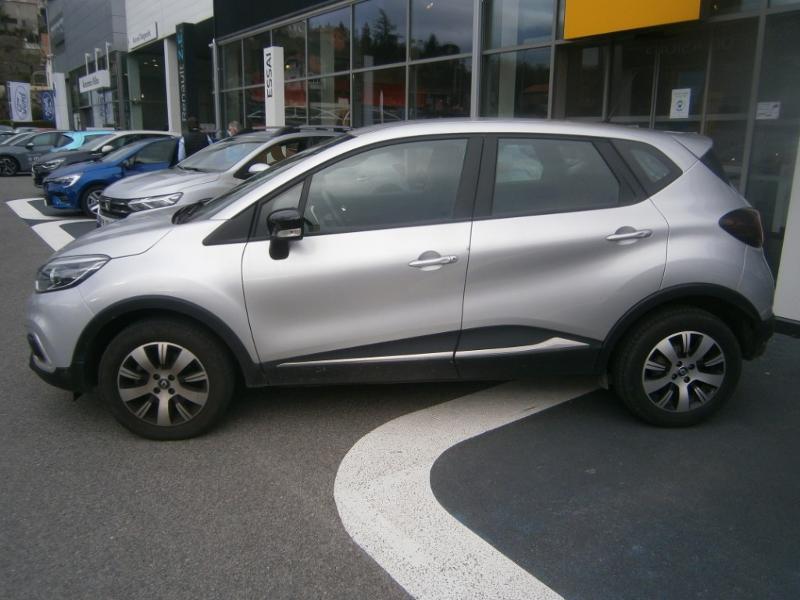 Renault Captur 1.5 dCi 110ch energy Business Gris occasion à Millau - photo n°3