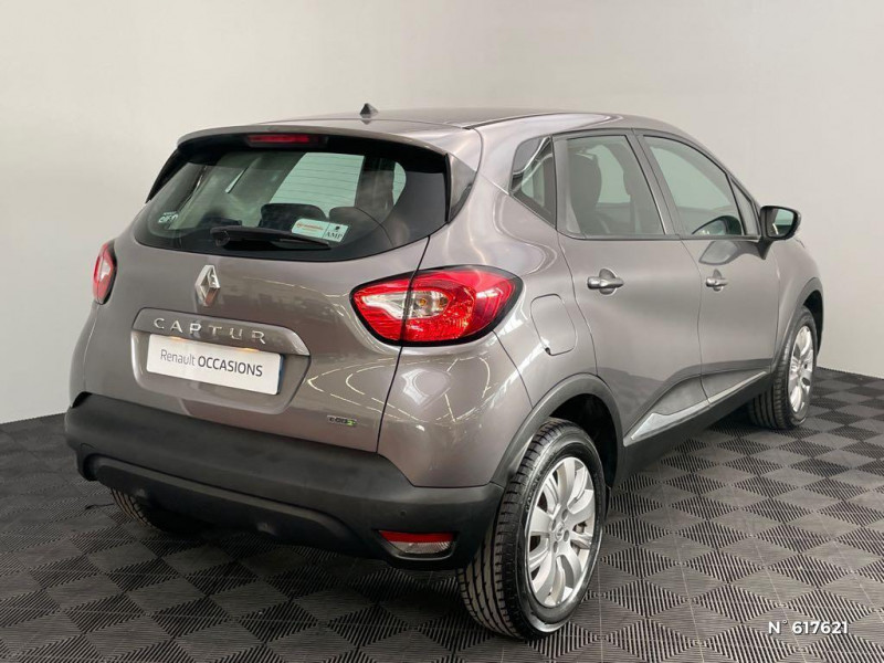 Renault Captur 1.5 dCi 110ch Stop&Start energy Business Eco² Euro6 2016 Gris occasion à Rivery - photo n°6