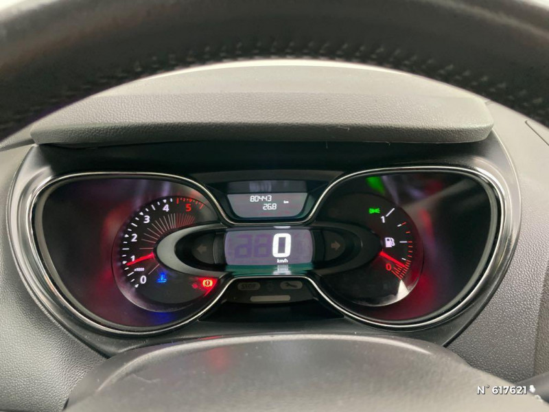 Renault Captur 1.5 dCi 110ch Stop&Start energy Business Eco² Euro6 2016 Gris occasion à Rivery - photo n°12