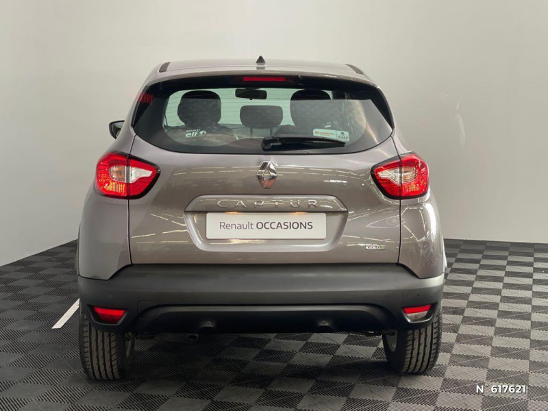 Renault Captur 1.5 dCi 110ch Stop&Start energy Business Eco² Euro6 2016 Gris occasion à Rivery - photo n°3