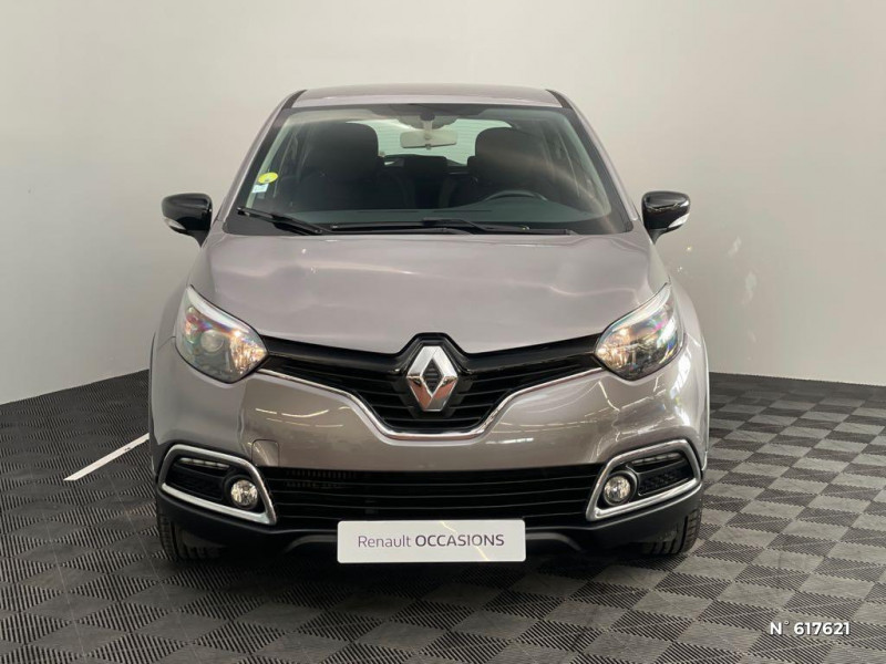 Renault Captur 1.5 dCi 110ch Stop&Start energy Business Eco² Euro6 2016 Gris occasion à Rivery - photo n°2