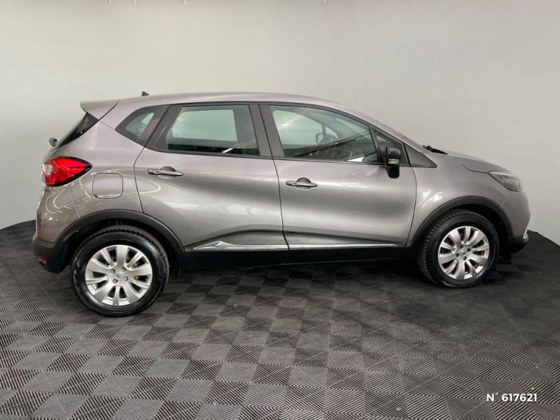 Renault Captur 1.5 dCi 110ch Stop&Start energy Business Eco² Euro6 2016 Gris occasion à Rivery - photo n°7