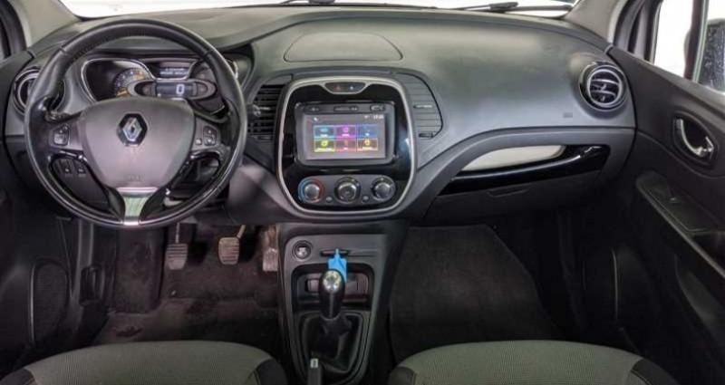 Renault Captur 1.5 dCi 90 Energy eco² Business E6 Gris occasion à SAINT FULGENT - photo n°4
