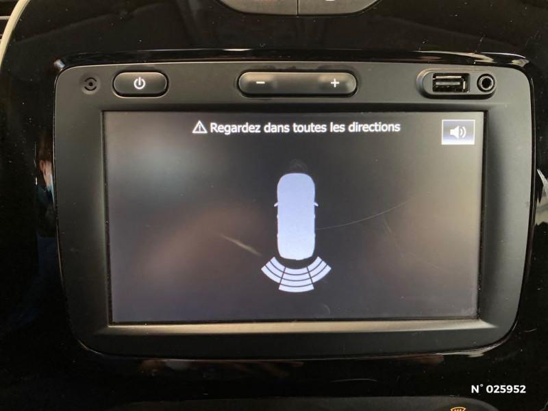 Renault Captur 1.5 dCi 90ch energy Business EDC Euro6c Gris occasion à Berck - photo n°13