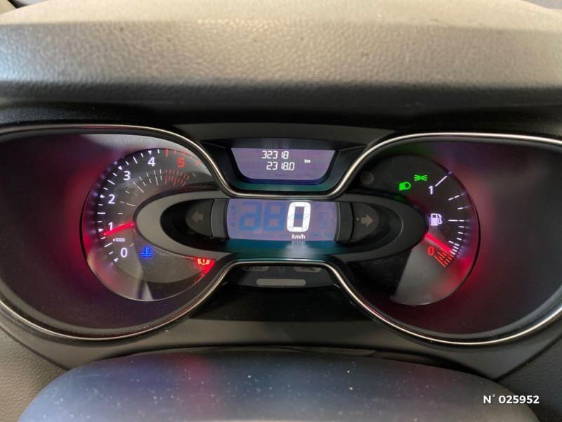 Renault Captur 1.5 dCi 90ch energy Business EDC Euro6c Gris occasion à Berck - photo n°12