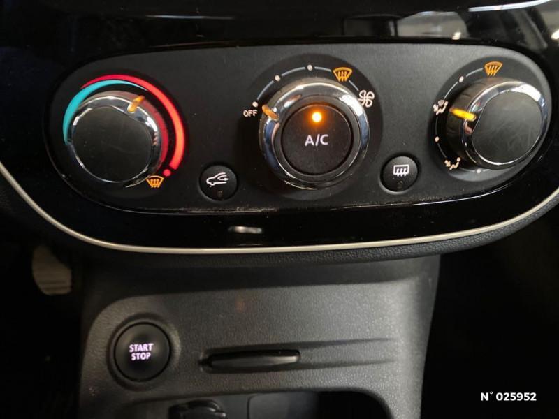 Renault Captur 1.5 dCi 90ch energy Business EDC Euro6c Gris occasion à Berck - photo n°15