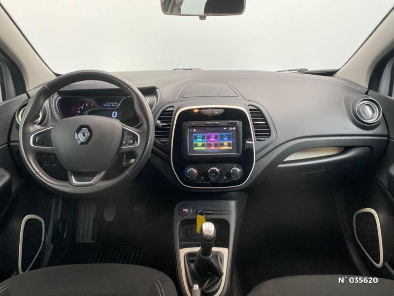 Renault Captur 1.5 dCi 90ch energy Business Euro6c Gris occasion à Abbeville - photo n°10