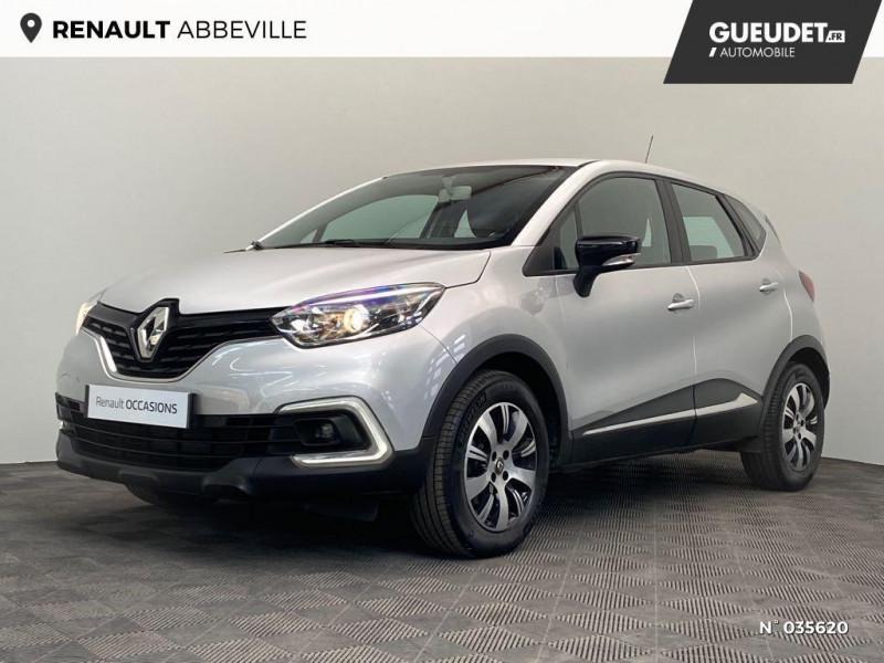 Renault Captur 1.5 dCi 90ch energy Business Euro6c Gris occasion à Abbeville