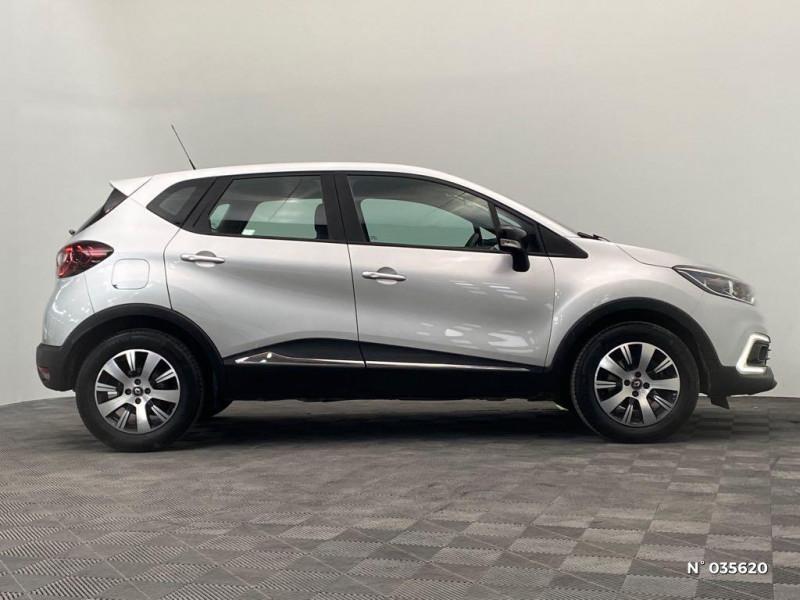Renault Captur 1.5 dCi 90ch energy Business Euro6c Gris occasion à Abbeville - photo n°7