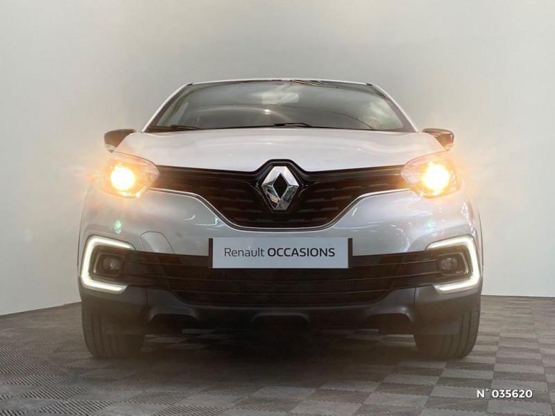 Renault Captur 1.5 dCi 90ch energy Business Euro6c Gris occasion à Abbeville - photo n°2
