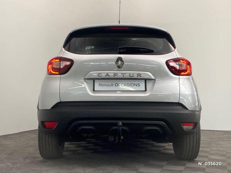 Renault Captur 1.5 dCi 90ch energy Business Euro6c Gris occasion à Abbeville - photo n°3