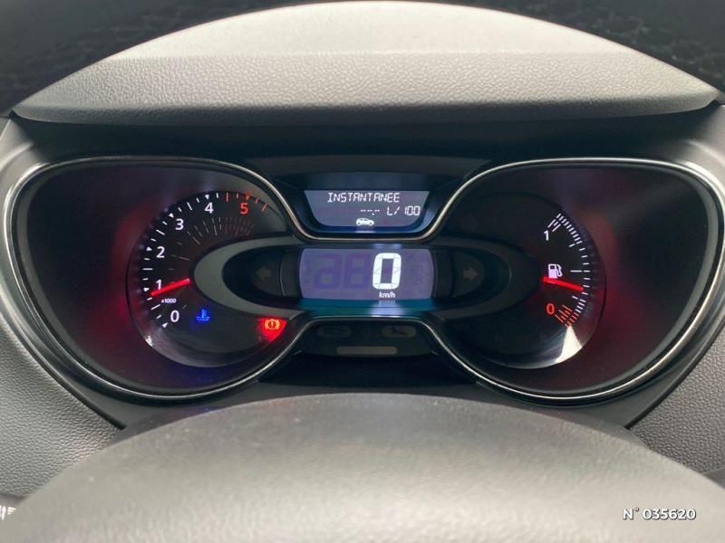 Renault Captur 1.5 dCi 90ch energy Business Euro6c Gris occasion à Abbeville - photo n°12