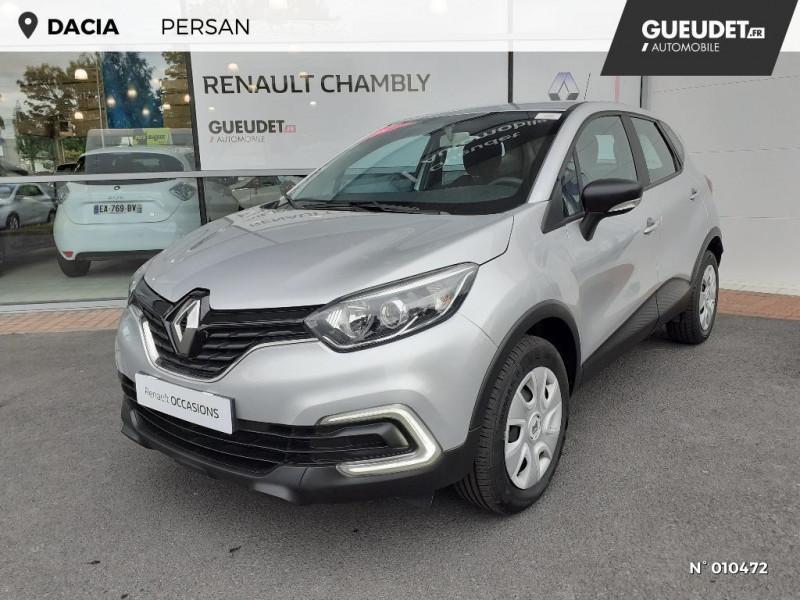 Renault Captur 1.5 dCi 90ch energy Life eco² Gris occasion à Persan
