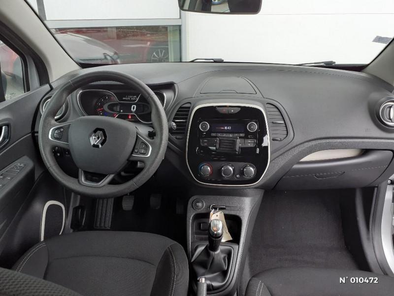 Renault Captur 1.5 dCi 90ch energy Life eco² Gris occasion à Persan - photo n°10