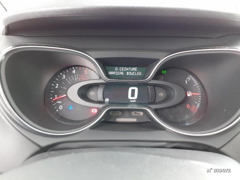 Renault Captur 1.5 dCi 90ch energy Life eco² Gris occasion à Persan - photo n°12