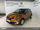 Renault Captur 1.5 dCi 90ch energy Zen EDC Euro6c Orange à Saint-Quentin 02
